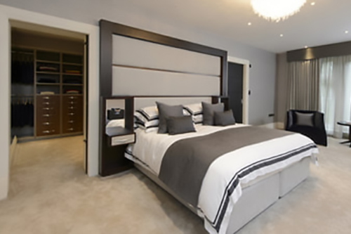 Calming Greys Bedrooms blackpool