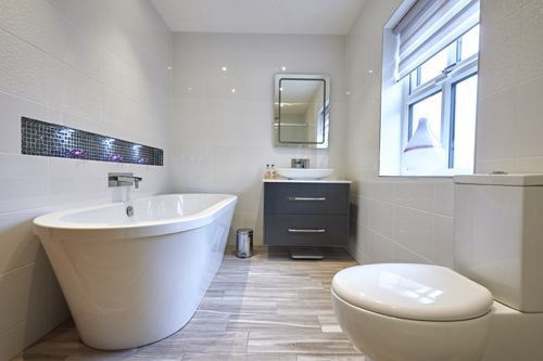 Modern Family Bathroom blackpool