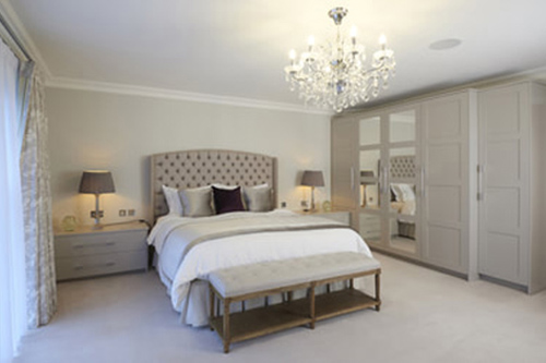 Peaceful Master Bedroom blackpool