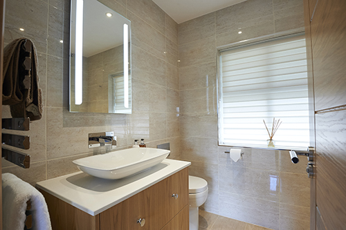 Stylish Guest Bathroom blackpool