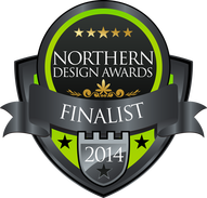 northern design awards finalist 2014